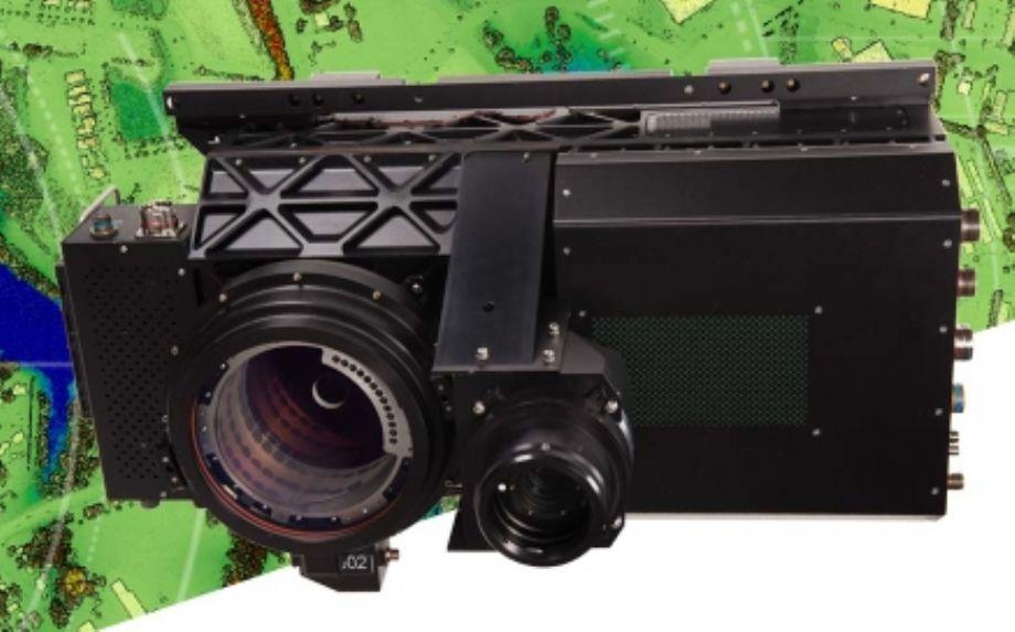 NIK System - Leica SPL100 Single Photon LiDAR Sensor